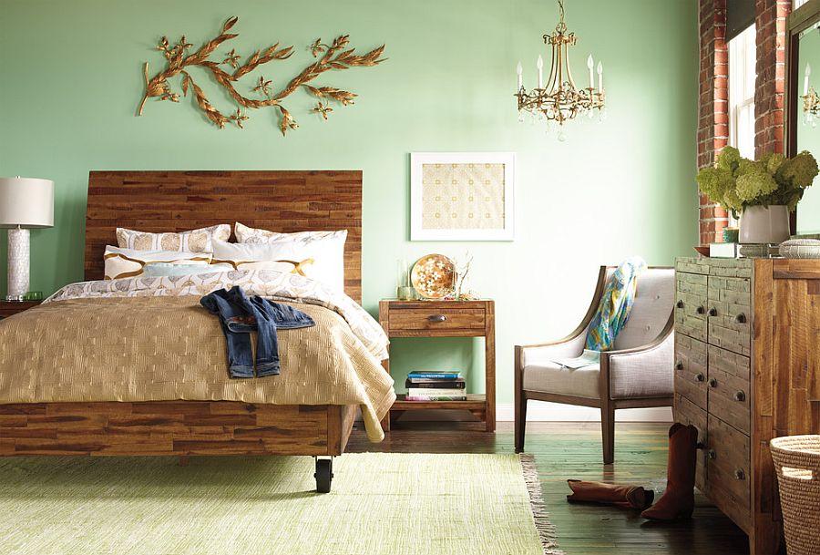 Мебель для спальни из коллекции Андовер сочетает в себе стиль и уют [Дизайн: Furniture.com]
